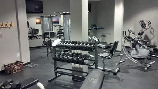 BEST WESTERN PLUS Revelstoke : Best Western Revelstoke Fitness center
