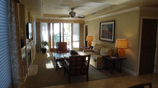 Dolphin Bay Resort & Spa: SALA MARAVILHOSA