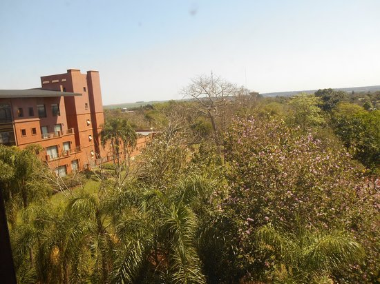 Iguazu Grand Resort, Spa & Casino : vista quarto