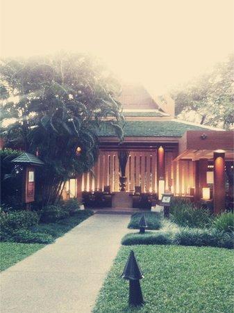 Hyatt Regency Hua Hin : Regency club lobby