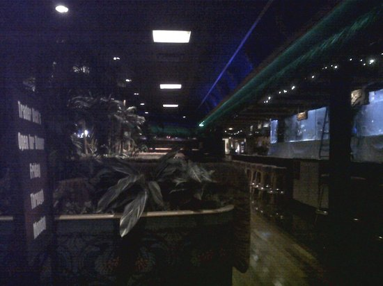 Nugget Casino Resort: Trader Dick's though dark shows design