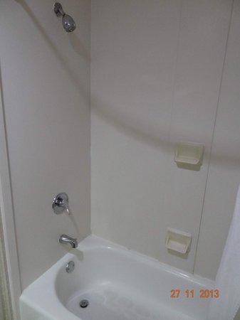 Comfort Suites Sawgrass: Chuveiro