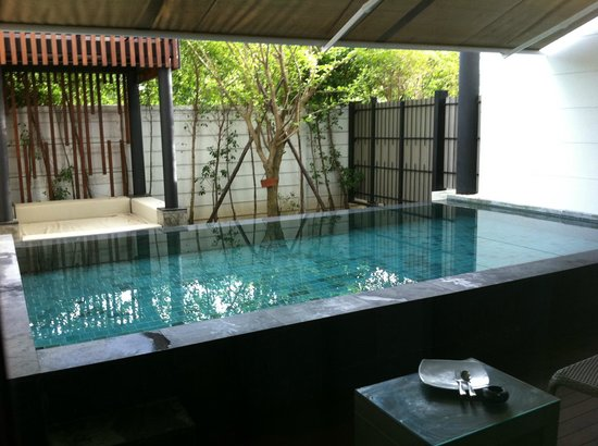Cape Nidhra Hotel : the pool in the Garden pool type