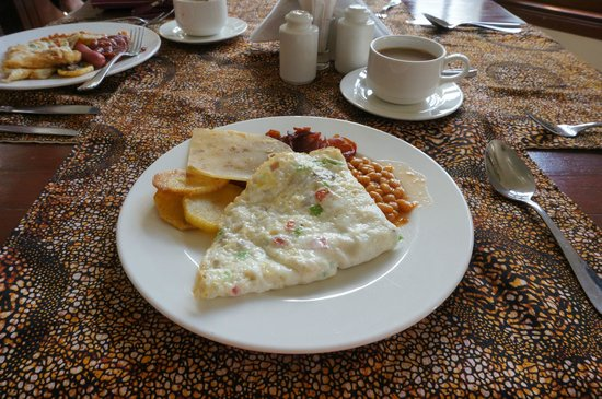 Arusha Planet Lodge : Breakfast Selection from Buffet