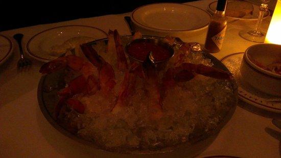 Eastern Standard : massive shrimps