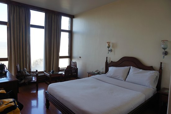 Ngorongoro Wildlife Lodge : Hotel Room