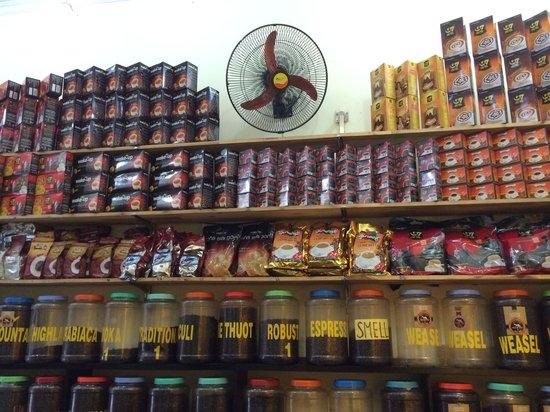 Quán cà phê Hương Mai