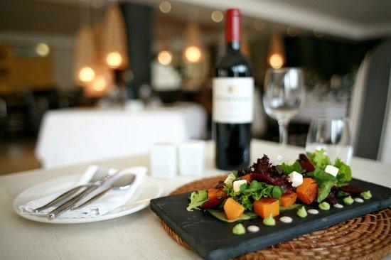 Ruslamere Hotel, Spa & Conference Centre : Fine dining