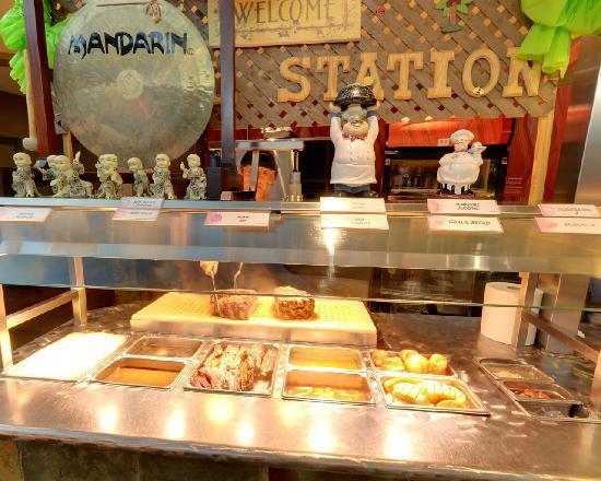 Mandarin Restaurant Kitchener Ontario