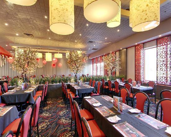 Mandarin Restaurant: EF4