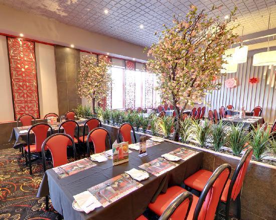 Mandarin Restaurant: EF3