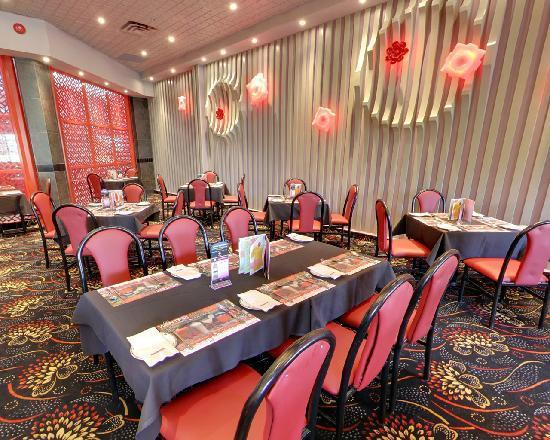Mandarin Restaurant: EF1