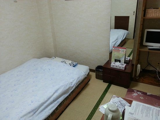 Asakusa Ryokan Toukaiso : the room