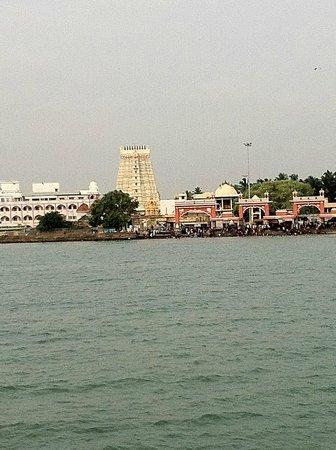 Ramanathaswamy Temple : Rameshwaram Temple