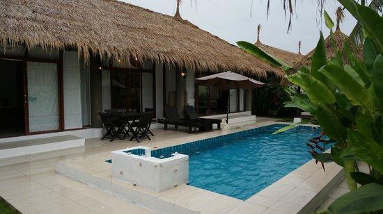 Dhevan Dara Resort & Spa Hotel: 2 Bedroom Premier Villa