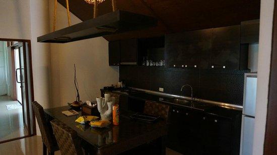 Dhevan Dara Resort & Spa Hotel : Living Room