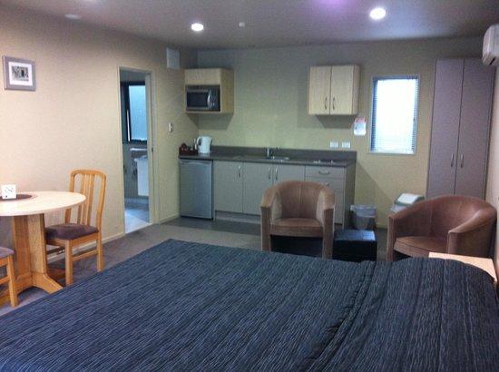 Kaikoura Gateway Motor Lodge : Room