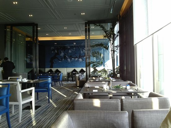 Chatrium Residence Sathon Bangkok : Hotel Restaurant