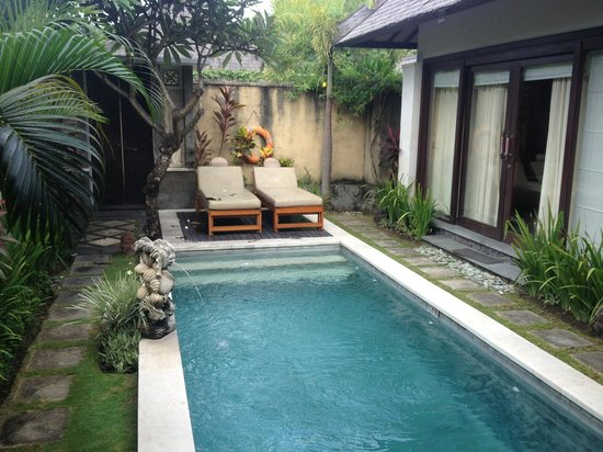 The Sanyas Suite Seminyak: Private Pool