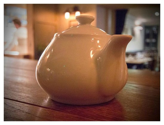 The Farmers Arms: Tea for two