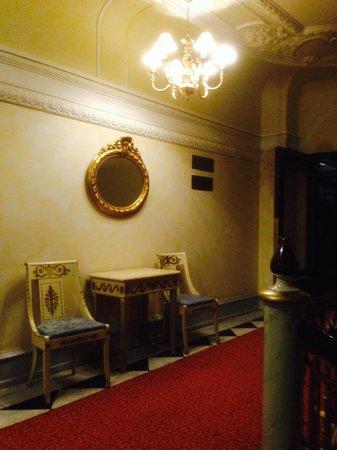 Scandic Kramer: nice hallway