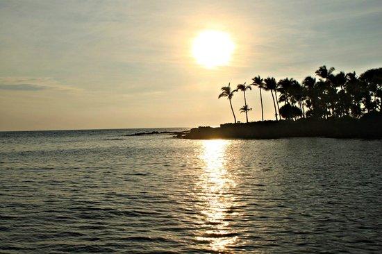 Kailua Pier: Sunset