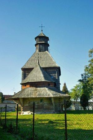 Церковь Воздвижения Честного Креста (деревянная)