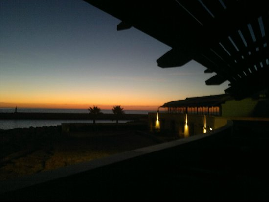 Hotel Riviera dei Fiori : Levé de soleil