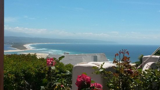 Grand Africa Cafe & Rooms: Seaview