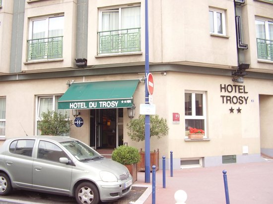 "Hotel Du Trosy : hotel du ""Trosy"""