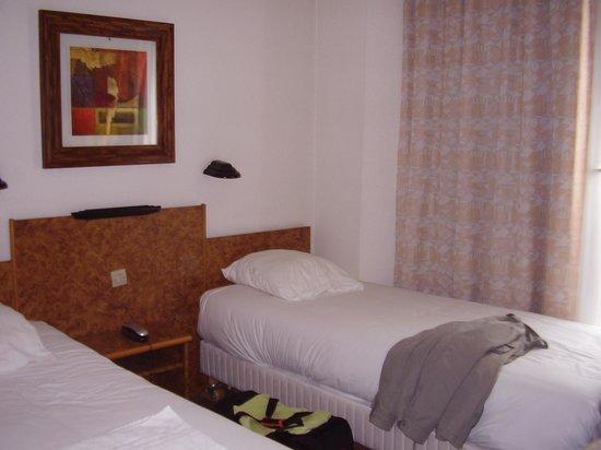 Hotel Du Trosy : chambre