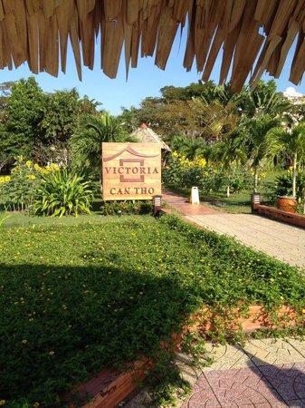 Victoria Can Tho Resort: Victoria resort