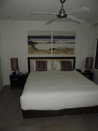 Pullman Port Douglas Sea Temple Resort & Spa: Schlafzimmer