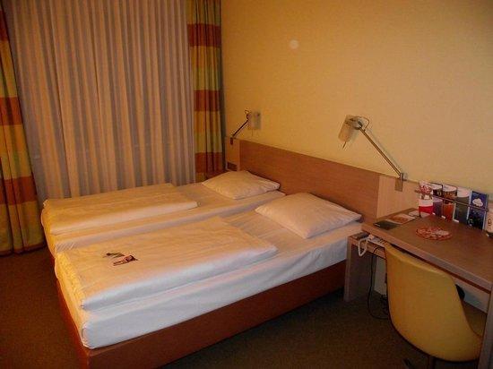 Acom Hotel Muenchen Haar: The room