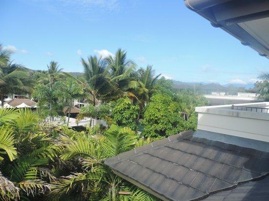 Pullman Port Douglas Sea Temple Resort & Spa: Ausblick