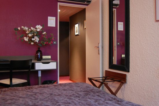 Hotel du Midi : Chambre EXECUTIVE POP ART 2013