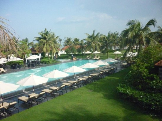 Boutique Hoi An Resort : view from our room