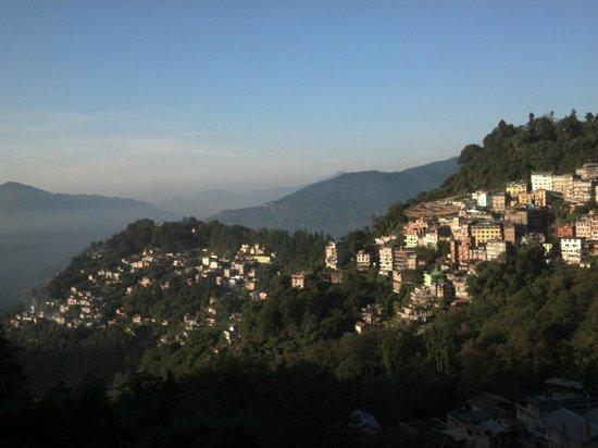 Kun Dau Residency: view form the top level
