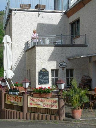 Kunst Hotel in Burg (Mosel)