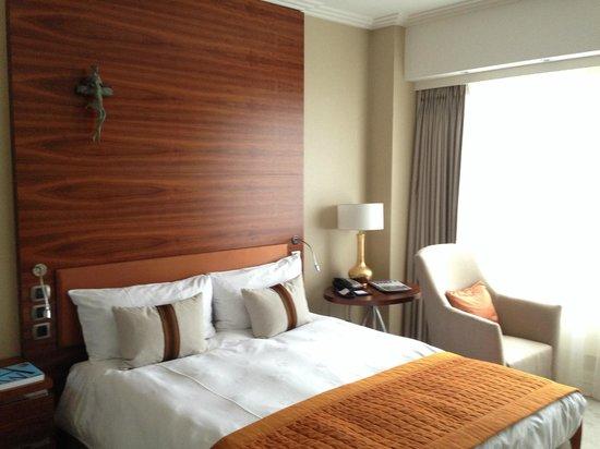 Hotel Okura Amsterdam: Bedroom