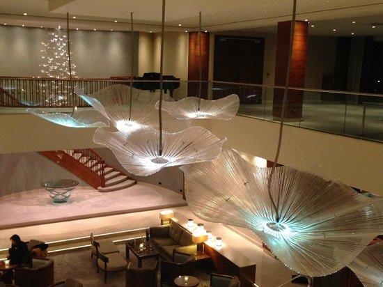 Hotel Okura Amsterdam: Lobby