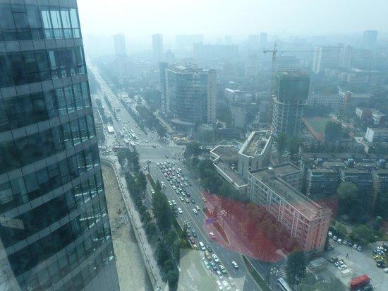 Somerset Riverview Chengdu : 31° étage