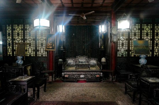 Gao Grand Courtyard: Traditional House