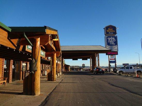 Best Western Plus Ruby's Inn: Hotel
