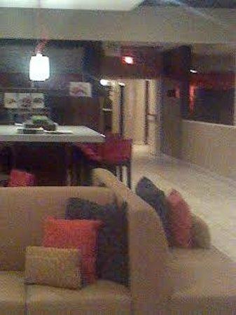 Courtyard Phoenix Mesa: lobby