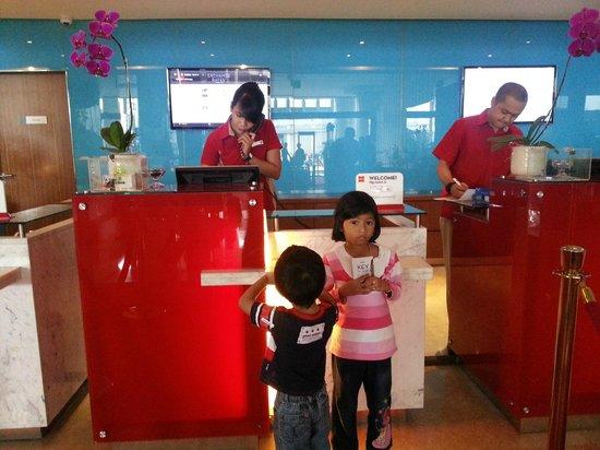 Ibis Bandung Trans Studio: Lobby