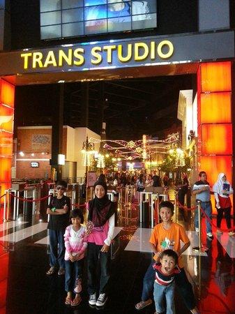 Ibis Bandung Trans Studio: Trans Studio Theme Park