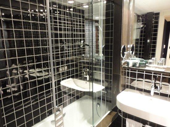 EuroPark Hotel : Baño