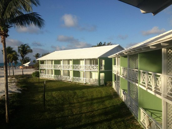Viva Wyndham Fortuna Beach: L'aile BIMINI