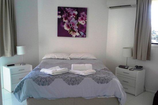 Cairns Aquarius : Bed 1